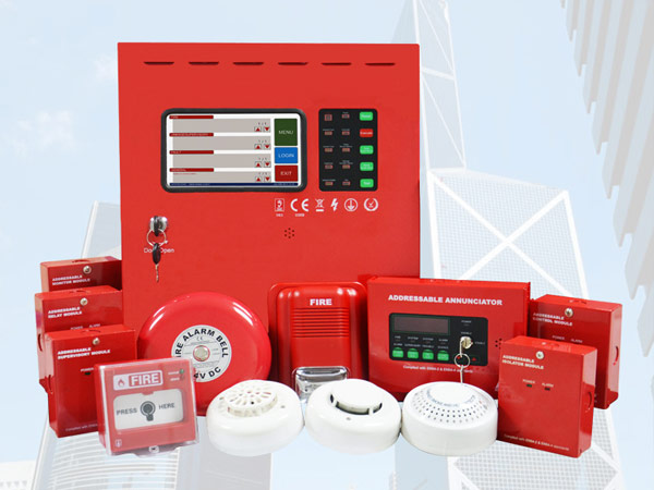 Legally Compliant Fire Alarm Security Systems