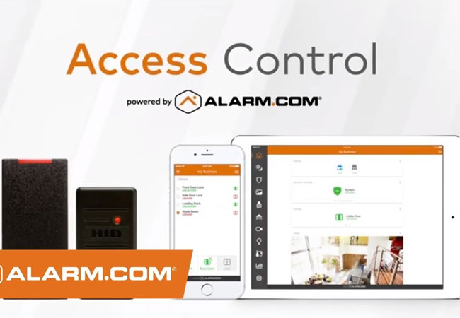 Benefits of Alarm.Com Security Products For Your Arizona Property