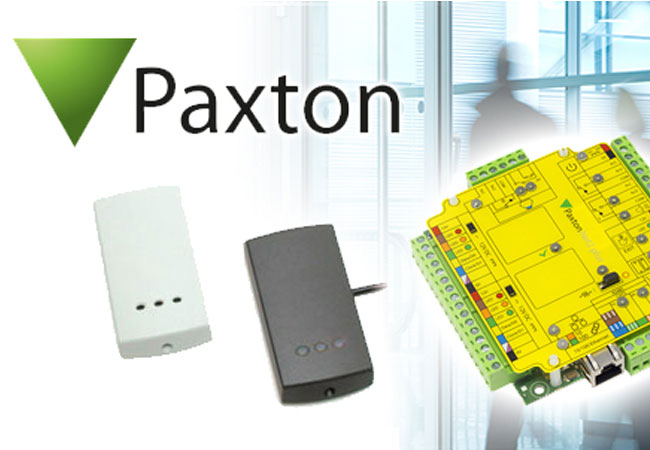 Why Chose Paxton Access Control System