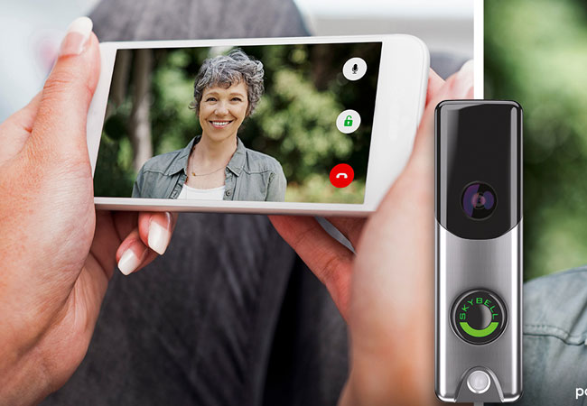 Why Tucson Homes Should Install Skybell Video Doorbell