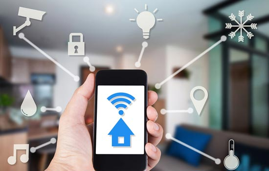 Home automation saves energy