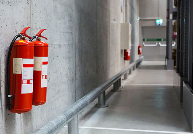 Fire Extinguisher Solutions and Services