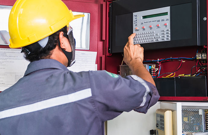 Fire Sprinkler Monitoring Devices